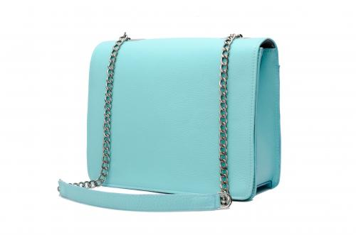 Aqua Shoulder bag